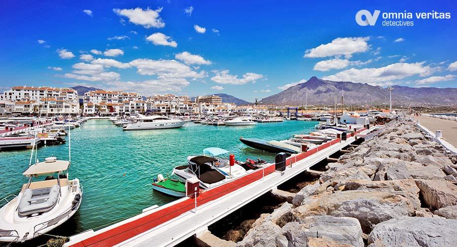 Detectives privados Marbella Private investigators Detektei