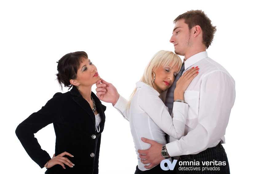 investigar una posible infidelidad
