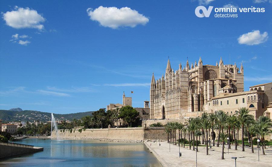 Detectives privados en Palma de Mallorca private investigators detektei investigatori