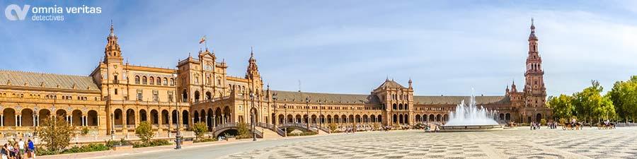 Detectives privados en Sevilla, Seville investigators