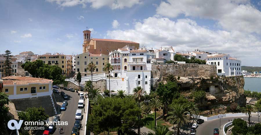 Detectives privados Menorca private investigators detektei investigatori