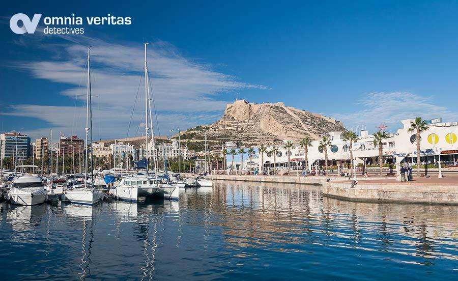 Detectives Alicante private investigators detektei investigatori