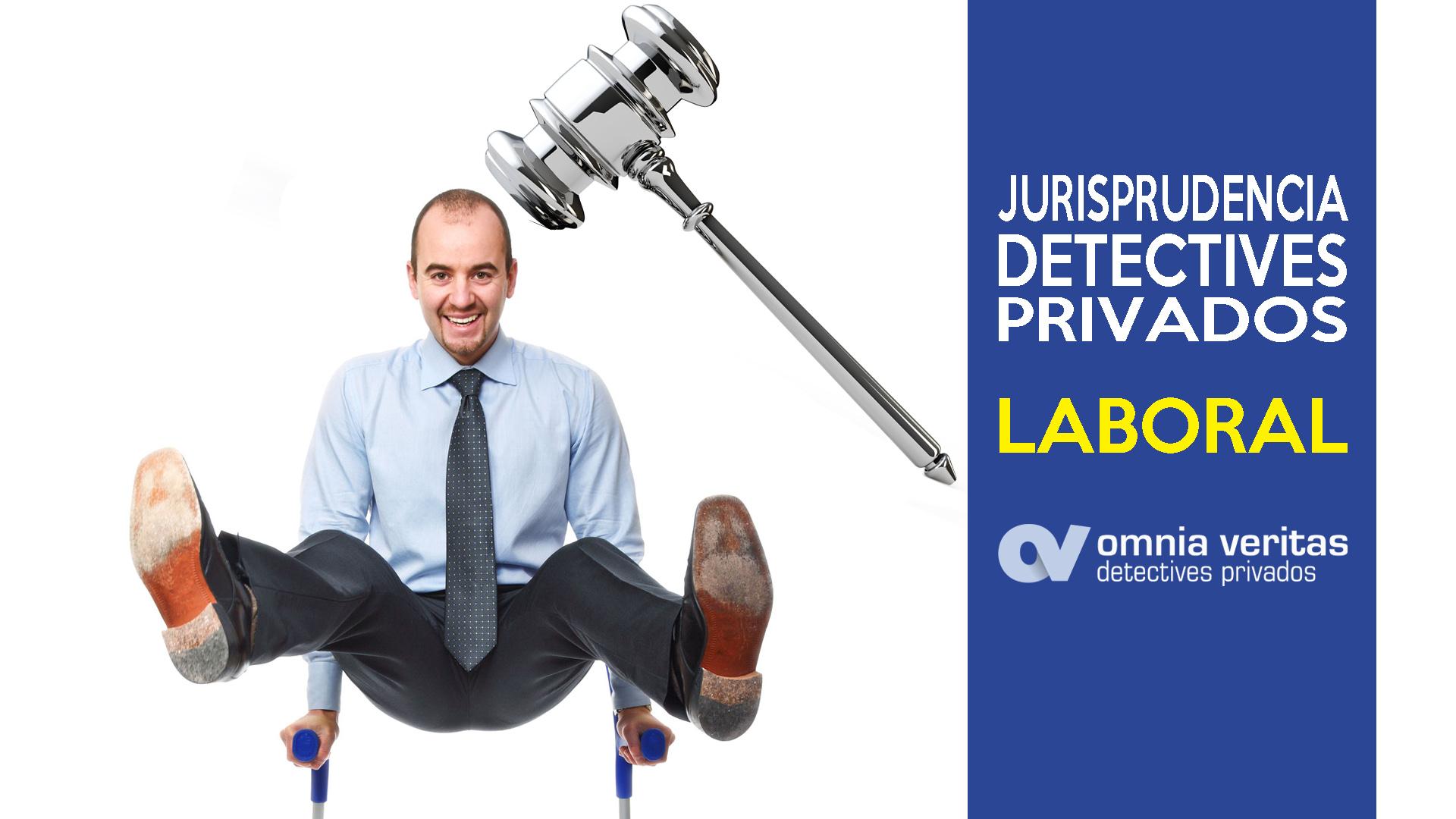 Jurisprudencia Laboral Detectives Privados