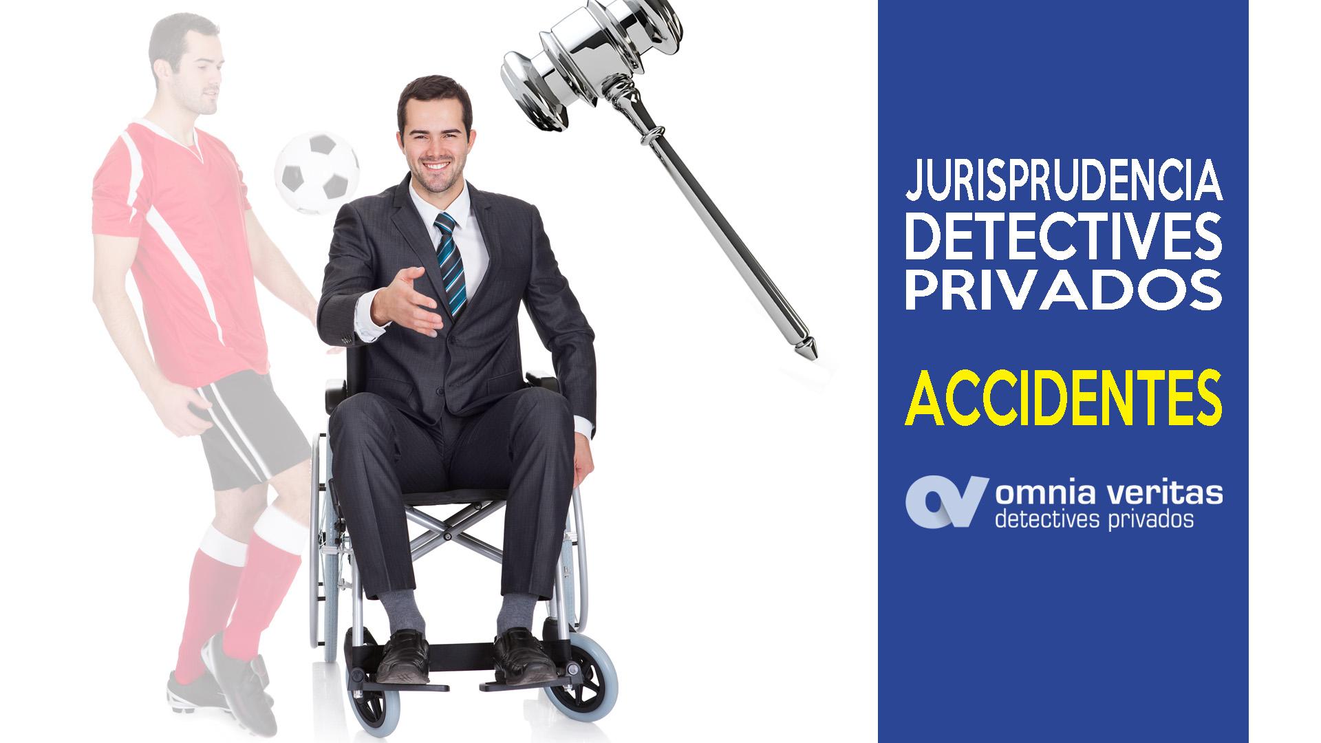 Accidentes, lesiones, secueles, detectives e indemnizaciones