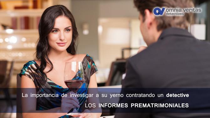 Investigación prematrimonial