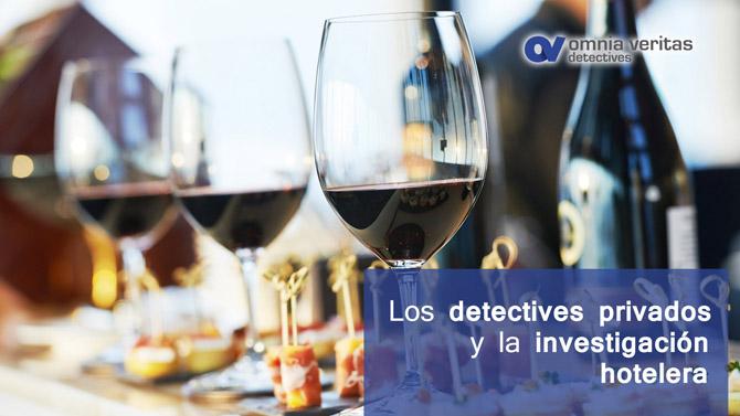 detectives privados hoteles