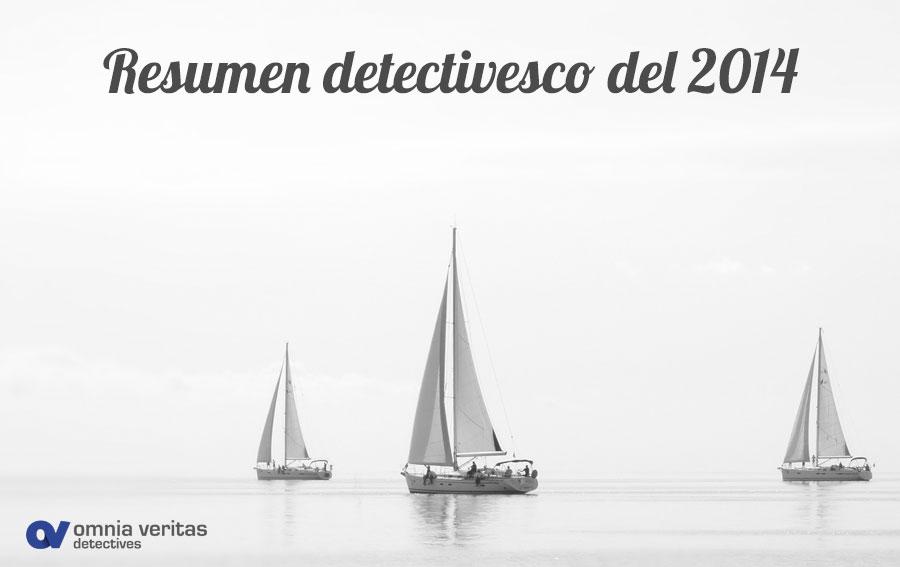 Resumen 2014 detectives Omnia Veritas