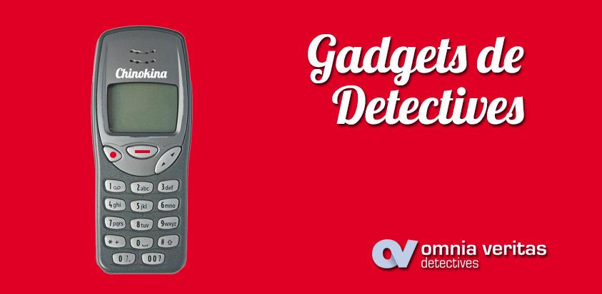 Gadgets para detectives, reloj espia, camara oculta