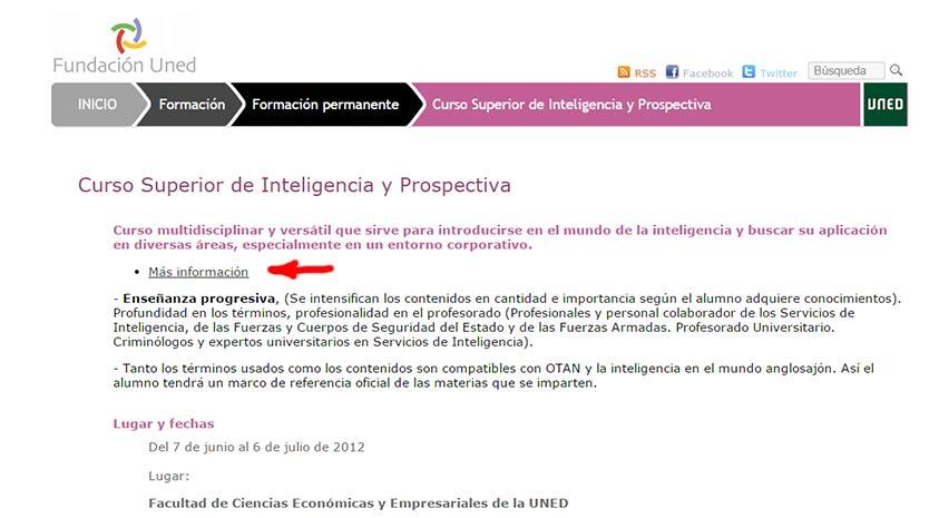uned inteligencia