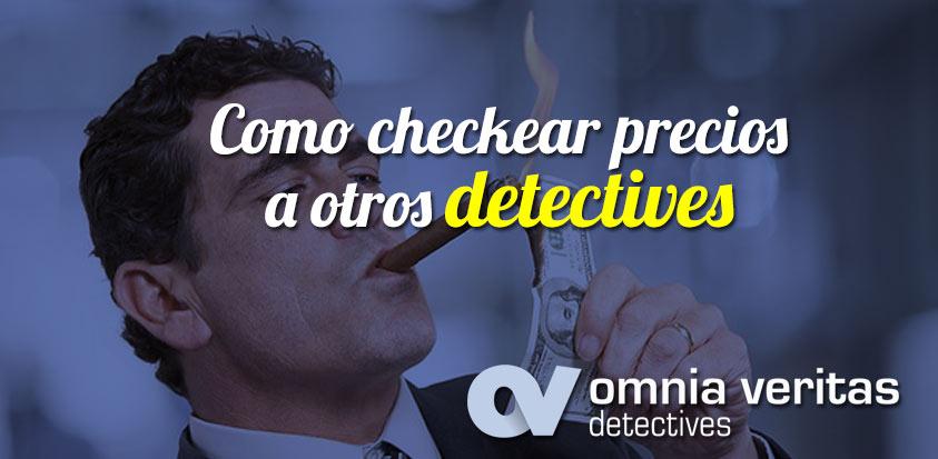 checkear precios detectives