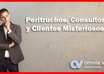 Peritruchos, consultores y analistas