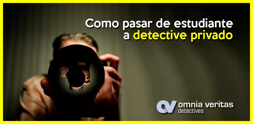 de estudiante a detective