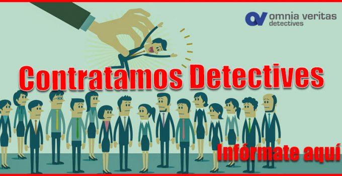 trabajo de detective