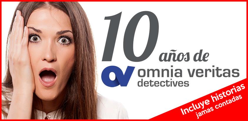10 aniversario de Omnia Veritas Detectives