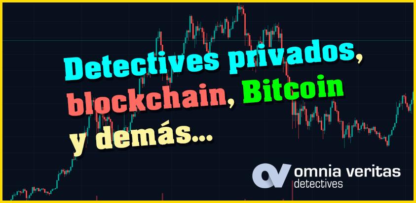 detectives privados y bitcoin