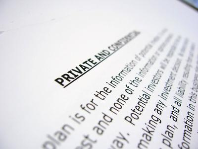 Informe privado de detectives