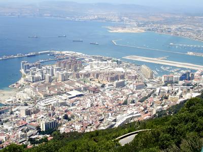 Gibraltar, espa...