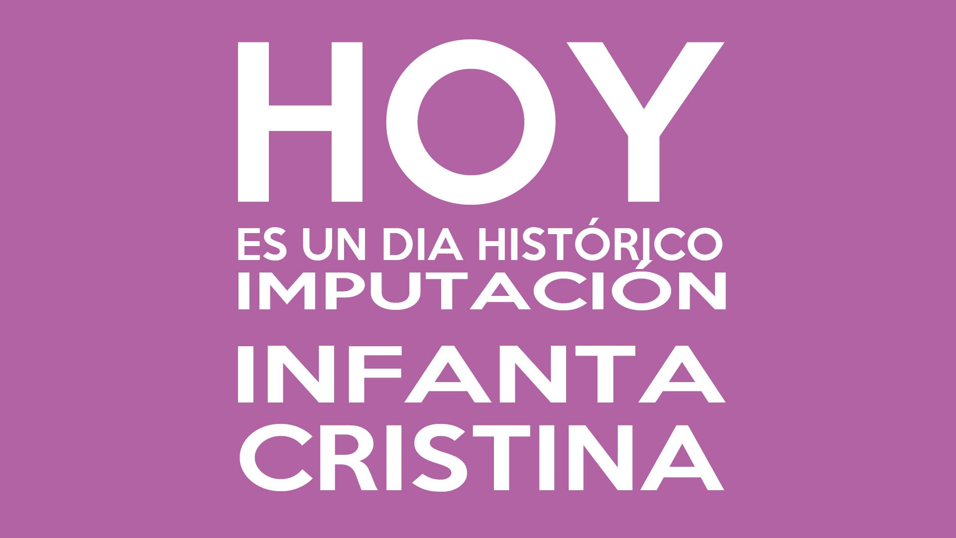 imputancion infantita