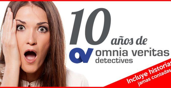 detectives 10 años